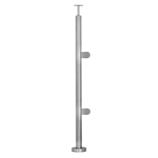 Stainless Steel End Post 304 Interior Use