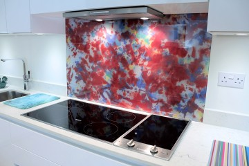 Digital Print Splashback