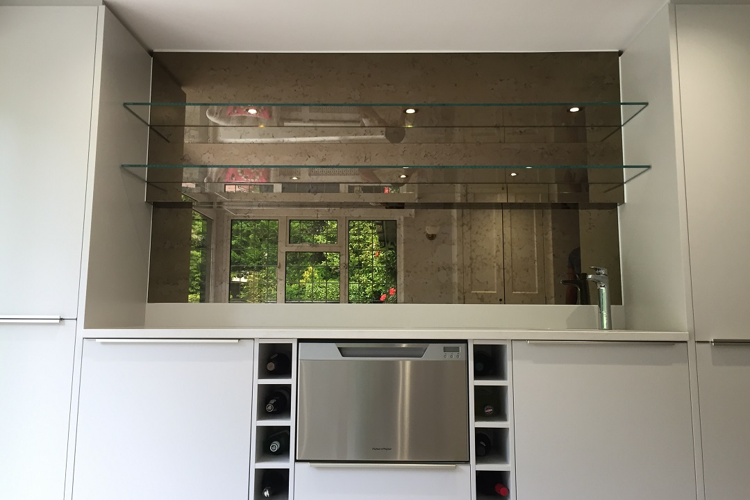 Made To Measure Glass Shelves Toughened Glass Cut To Size